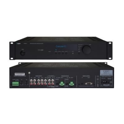 CONCEPT1 Mixážní zesilovač 2x 80W