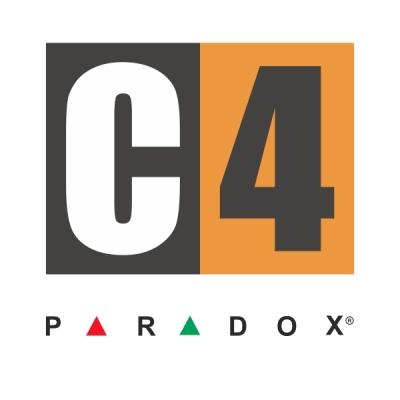 CU-PARADOX Driver C4 pro EZS ústřednu PARADOX