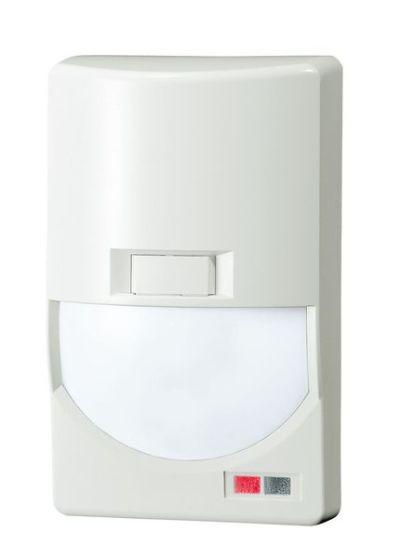 CX-502 Vnitřní infradetektor pohybu, dosah 15m vějíř / 24m záclona