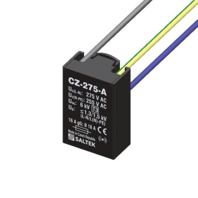 CZ-275-A Přepěťová ochrana III.stupně pro NN rozvody zařízení EZS, EPS