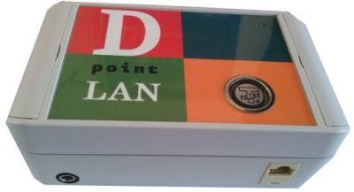 D-POINT-LAN LAN adaptér pro obchůzkový systém PES