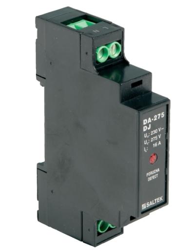 DA-275-DJ25 Přepěťová ochrana III.stupně pro NN rozvody 230V