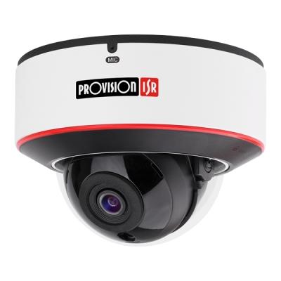 DAI-340IPE-28 Venkovní IP kamera 4MPx antivandal dome, IR přísvit, ONVIF, Eye-Sight