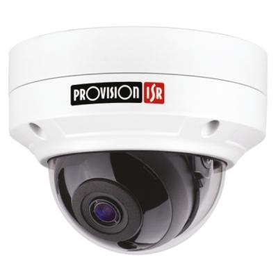 DAI+280IP5S36 Venkovní IP kamera 8MPx antivandal dome, IR přísvit, ONVIF, S-Sight