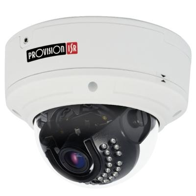 DAI+390IP5MVF Venkovní IP kamera 2MPx antivandal dome, IR přísvit, ONVIF, Eye-Sight