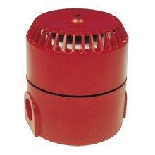 DB5B024NR Jiskrově bezpečná červená siréna do Ex prostředí