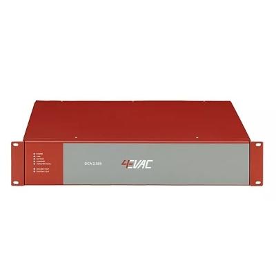 DCA2.500 IMPACT jednotka výkonových zesilovačů a manageru napájení