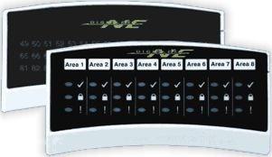ANC1 Universální zobrazovací panel pro klávesnice Digiplex