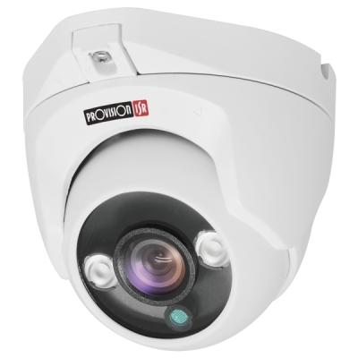 DI-340AHD36+ Venkovní AHD kamera 4MPx turret, IR přísvit