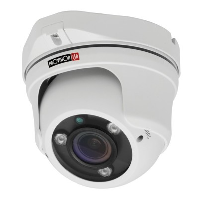 DI-390AHDU-MVF Venkovní AHD kamera 2MPx turret kompakt, IR přísvit, ULTRA 1080P