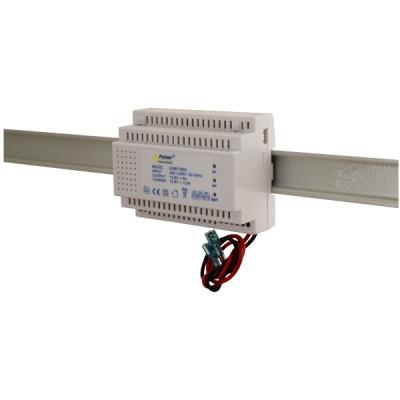 DINB-13850 Zálohovaný napájecí zdroj pro EZS, 13,8V výstupní proud 5A