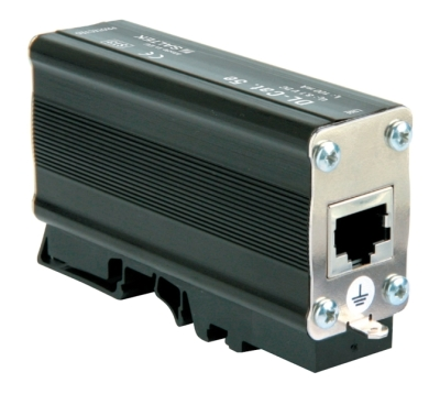 DL-CAT-5E-POE+ Přepěťová ochrana počítačového portu LAN Ethernet Cat.5 s PoE
