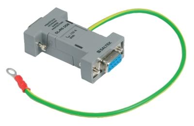 DL-RS-DD9 Přepěťová ochrana datových sběrnic RS-232 / 485 / 422