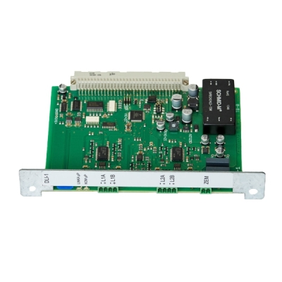 DLI-1 (A256) Přídavná deska linkového modulu do ústředen MHU-116/117