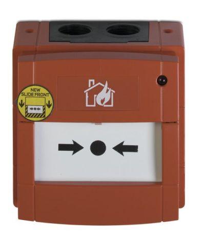 DM-2010-E Adresný tlačítkový hlásič pro venkovní použití
