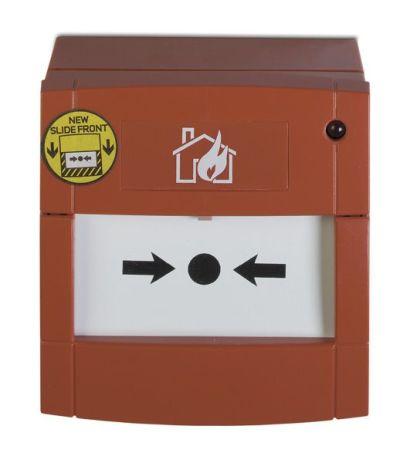 DM-2010 Adresný tlačítkový hlásič pro vnitřní použití