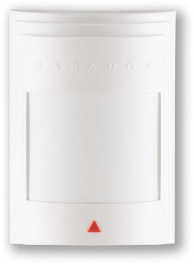 DM-60 Pohybový QUAD infradetektor, adresné provedení, dosah 12m