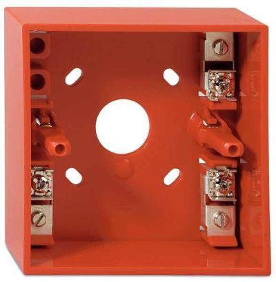 DMN-787 Montážní krabička pro tlačítkový hlásič DM-700 a DM-2000