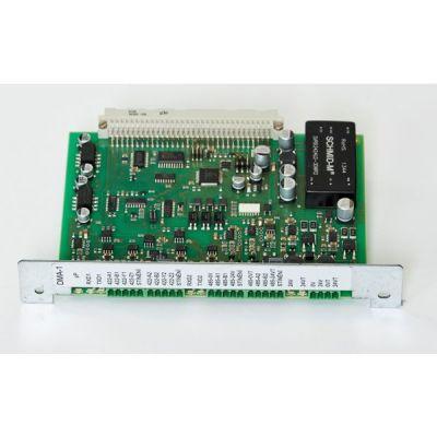 DMA-1 (RS485/422) Přídavná deska komunikačního modulu do ústředen MHU-116/117