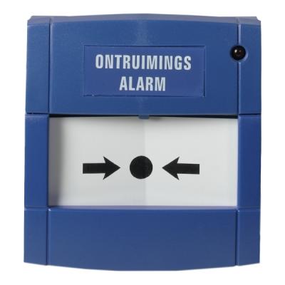 DMN-700-LB Tlačítkový hlásič, modrý