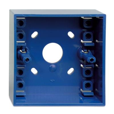 DMN-788-B Krabička pod tlačítko DMN-700-B, modrá