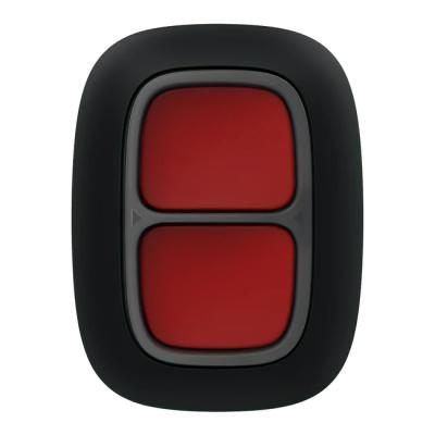 DoubleButton-B Bezdrátové ovládací/tísňové dvoutlačítko, černé