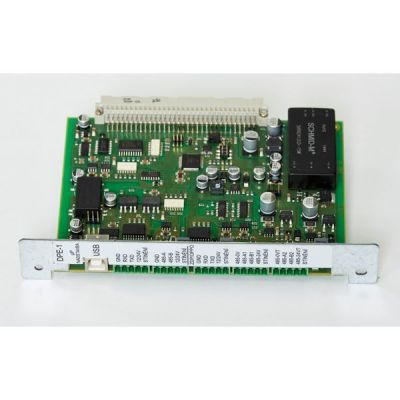 DPE-2 (LAN/GSM) Přídavná deska pro připojení přes LAN a GSM pro ústředny MHU-116/117