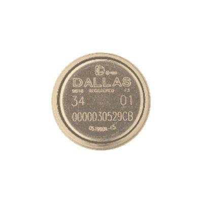 DS-1990-F5 Kontaktní identifikační čip Dallas iButton