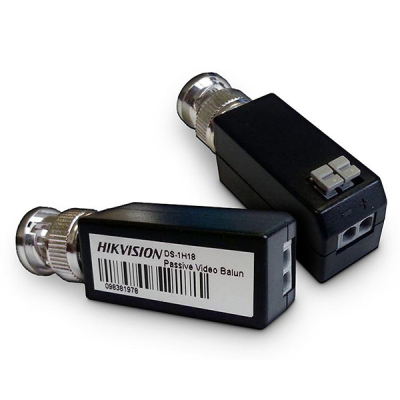 DS-1H18 Převodník pro vysílání TVI signálu po UTP kabelu