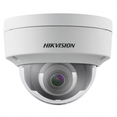 DS-2CD2123G0-IS(4mm) IP kamera 2MPx dome, IR přísvit, 3-axis, ONVIF