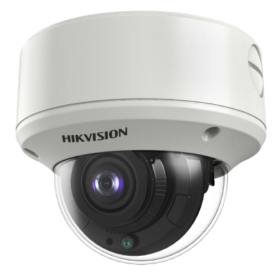 DS-2CE56D8T-VPIT3ZE(2.8-12mm) Turbo HD kamera venkovní dome 2MPx