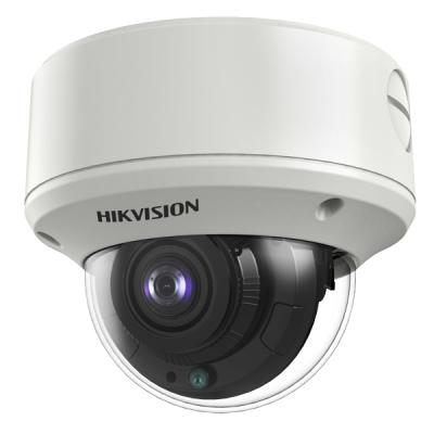 DS-2CE56H0T-AVPIT3ZF(2.7-13.5m Turbo HD kamera venkovní dome 5MPx