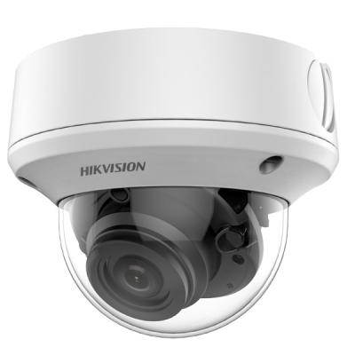 DS-2CE5AD0T-VPIT3ZF(2.7-13.5mm) Venkovní Turbo HD-TVI kamera 2MPx dome, IR přísvit, 4in1