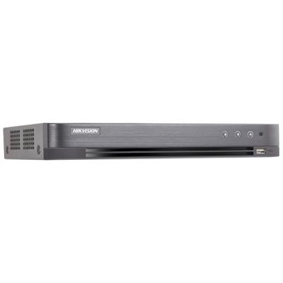DS-7208HUHI-K2/P Turbo HD/CVI/AHD/CVBS DVR 5MPx, 8 kanálů + 4 IP, až 8MPx, (bez HDD)