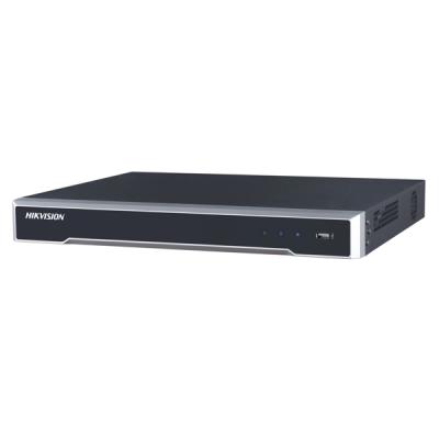 DS-7608NI-K2 Síťový NVR záznam, 8 IP kamer, (bez HDD)