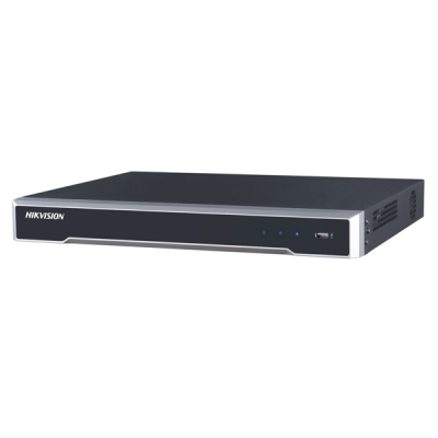 DS-7616NI-K2 Síťový NVR záznam, 16 IP kamer, (bez HDD)