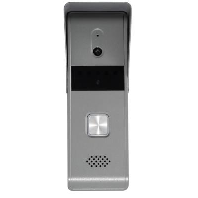 DS-KB2421-IM Venkovní analogové dveřní tablo s kamerou