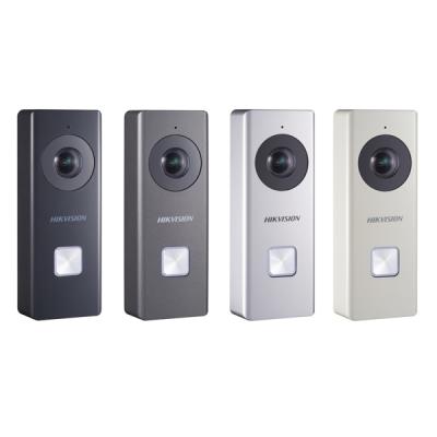 DS-KB6403-WIP Domovní zvonek s kamerou, WiFi připojení