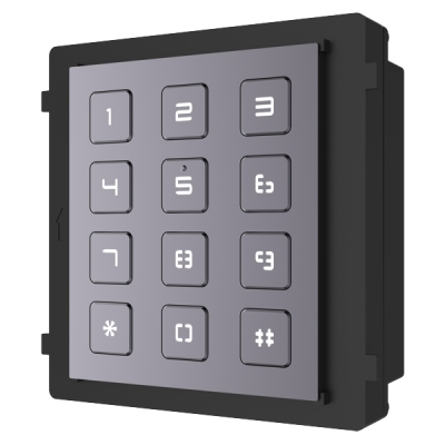 DS-KD-KP Venkovní modul numerické klávesnice