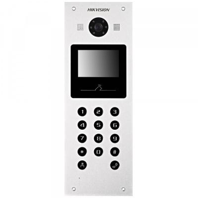 DS-KD6002-VM DOPRODEJ - Venkovní dveřní tablo s kamerou a LCD displejem