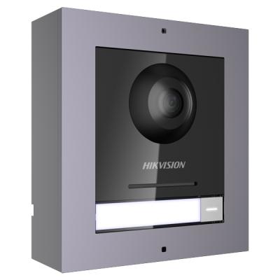 DS-KD8003-IME1/Surface(Europe 1-tlačítkový kamerový modul s kamerou 2MPx, povrchová montáž