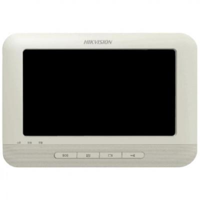 DS-KH6210-L Domovní jednotka videotelefonu s LCD monitorem