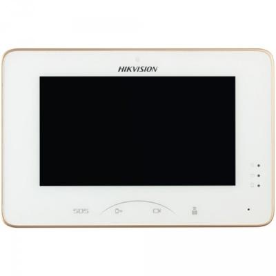 DS-KH8300-T Domovní jednotka videotelefonu s LCD monitorem