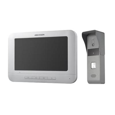 DS-KIS203 Sada analogového videotelefonu - venkovní tablo + domovní jednotka