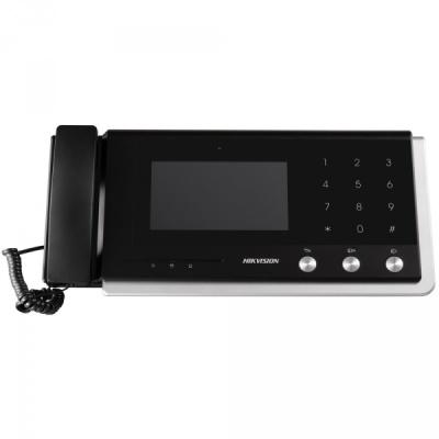 DS-KM8301 Operátorská stanice videotelefonu s LCD monitorem a kamerou