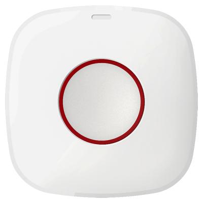 DS-PDEB1-EG2-WE Bezdrátové tísňové tlačítko pro AX PRO, 1 tlačítko