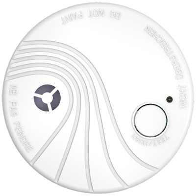 DS-PDSMK-S-WE Bezdrátový fotoelektrický detektor kouře