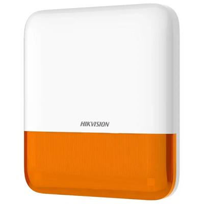 DS-PS1-E-WE(ORANGE) Bezdrátová venkovní siréna pro AX PRO, 110dB, oranžová