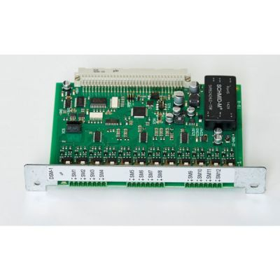 DSM-1 (K12) Přídavná deska smyčkového modulu do ústředen MHU-116/117