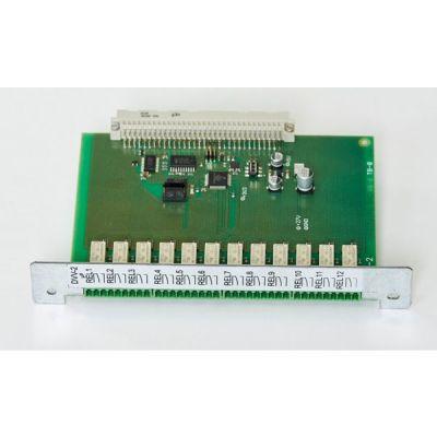 DVV-2 (OUT12R) Přídavná deska 12 výstupů do ústředen MHU-116/117